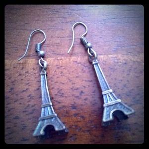 Effiel Tower Earrings